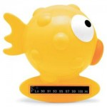 Chicco fish bath temperature indicator
