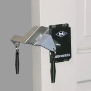 Door Block Safety Device - Left Facing Doors
