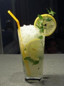 Mint lemon drink2-1